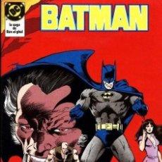 Cómics: BATMAN LA SAGA DE RAS AL GHUL ED. ZINCO 1987. Lote 81745672