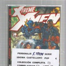 Cómics: X TREME X MEN LOTE. Lote 82017896