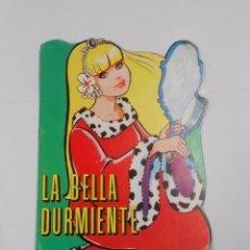Cómics: LA BELLA DURMIENTE. COLECCION CUENTOS TROQUELADOS VILMAR. EDITORIAL. TDKC21. Lote 82077192