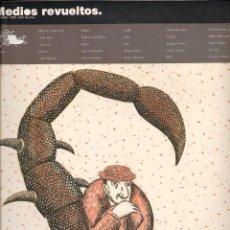 MEDIOS REVUELTOS Nº 5 -ASOCIACIÓN CULTURAL 1989-