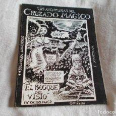 Cómics: LAS AVENTURAS DEL CRUZADO MÁGICO. Lote 82149344