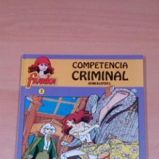 Cómics: FRANKA 3 - COMPETENCIA CRIMINAL-ANAYA PRIMERA EDICION - CASTELLANO -COMO NUEVO. Lote 82298468