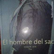 Cómics: EL HOMBRE DEL SACO, JOSEPH M. JOVÉ Y THA, ED. LA GALERA, PRECINTADO. Lote 82453572