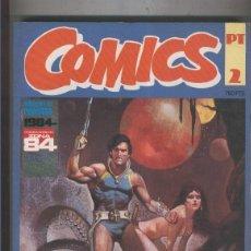 Cómics: COMICS RETAPADO EDITORIAL NUMERADO 2. Lote 82516442
