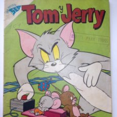Cómics: TOM Y JERRY 1958. Lote 82621374