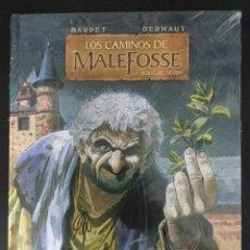 Cómics: LOS CAMINOS DE MALEFOSSE 2. LA HIERBA DEL OLVIDO - BARDET, DERMAUT - YERMO EDICIONES. Lote 82748619