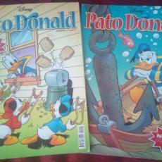 Cómics: PATO DONALD Nº1 Y Nº2 EDITORIAL RBA AÑO 2002. Lote 43439862