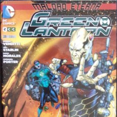 Cómics: GREEN LANTERN Nº 23 DE ROBERT VENDITTI & JIM STARLIN & RAGS MORALES & HOWARD PORTER EDITORIAL ECC. Lote 82839964