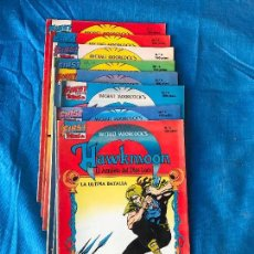Cómics: HAWKMOON Nº 1, 2, 3, 4, 5, 6, 7 Y 8 COMICS FIRST 1994. Lote 82901756