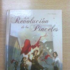 Cómics: LA REVOLUCION DE LOS PINCELES (DOLMEN). Lote 83172020