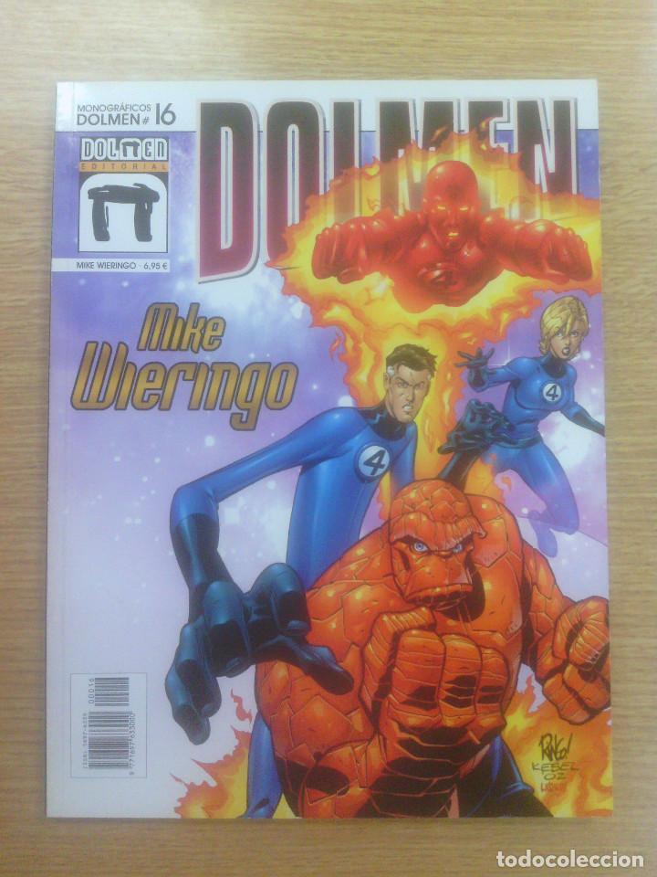MONOGRAFICOS DOLMEN #16 MIKE WIERINGO (Tebeos y Comics - Comics otras Editoriales Actuales)