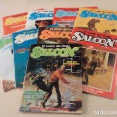 Cómics: SALOON EL CÓMIC DEL OESTE - DEL 0 AL 8 - COLECCIÓN COMPLETA. Lote 83477328