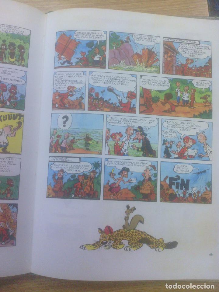 Cómics: 4 AVENTURAS DE SPIROU Y FANTASIO SERIE COLECCIONISTA #1 (EDITORA MUNDIS) - Foto 3 - 83498200
