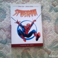 Cómics: SPIDERMAN, DE STAN LEE, STEVE DITKO Y OTROS (CLASICOS DEL COMIC EL MUNDO). Lote 83655880