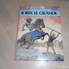 Cómics: JACQUES MARTIN, ALIX,IORIX EL GRANDE, NORMA COMICS, 1982. Lote 83665272