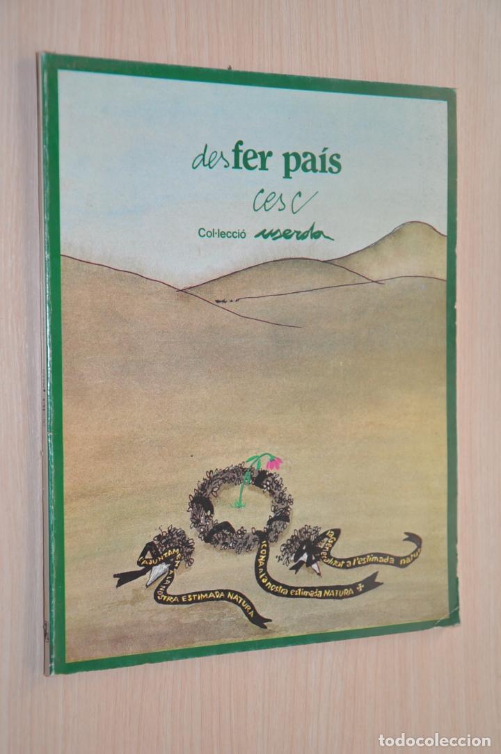 DESFER PAIS, CESC, COL.LECCIO USERDA, LLIBRE CATALA, 1982 (Tebeos y Comics - Comics otras Editoriales Actuales)
