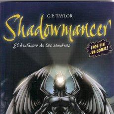 Cómics: SHADOWMANCER . EL HECHICERO DE LAS SOMBRAS. Lote 84093120