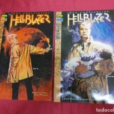 Fumetti: HELLBLAZER. NOCIONES PERVERSAS. COMPLETA. 2 TOMITOS. NORMA.. Lote 84186272