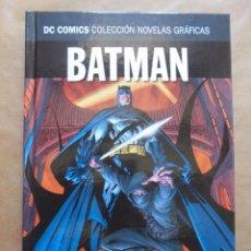 Batman e hijo - DC Novelas Gráficas Salvat ECC - JMV