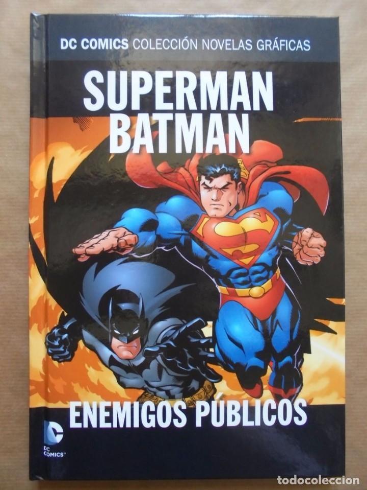 Superman Batman Enemigos Públicos Dc Novela Kaufen Comics