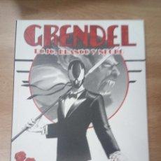 Comics - GRENDEL ROJO, BLANCO Y NEGRO (MATT WAGNER) (MATT WAGNER Y OTROS) - 84587464