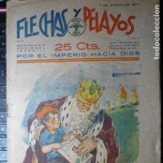 Cómics: SEMANARIO INFANTIL FLECHAS Y PELAYOS.25 CTS-- NUM.57 --BB. Lote 84697868
