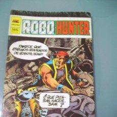 Cómics: ROBO HUNTER. RETAPADO CON LOS Nº 5 AL 8.. Lote 84857644