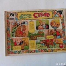 Cómics: CUENTOS SELECTOS CISNE Nº 14 ORIGINAL. Lote 84978784