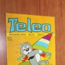 Cómics: TELEO Nº 16 PUBLICACION JUVENIL DIBUJOS ANIMADOS - EDITORIAL VILMAR. Lote 84987032