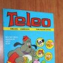 Cómics: TELEO Nº 10 PUBLICACION JUVENIL DIBUJOS ANIMADOS - EDITORIAL VILMAR. Lote 84987212