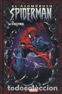 ASOMBROSO SPIDERMAN 1 AL 5 DE STRACZYNSKI BEST OF MARVEL OFERTA (Tebeos y Comics - Comics otras Editoriales Actuales)