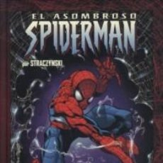 Cómics: ASOMBROSO SPIDERMAN 1 AL 5 DE STRACZYNSKI BEST OF MARVEL OFERTA. Lote 85167208