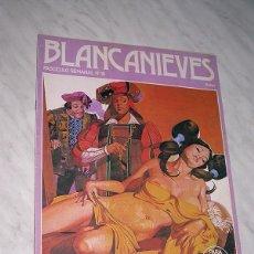 Cómics: BLANCANIEVES Y LOS SIETE ENANOS VICIOSOS, FASCÍCULO Nº 16. CÓMIC ERÓTICO. EDICIONES ACTUALES, 1977.. Lote 85203772