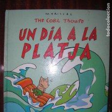 Cómics: MARISCAL THE COBI TRONPE UN DIA A LA PLATJA AÑO 1991. Lote 85300160