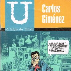 Cómics: U EL HIJO DE URICH Nº 9.. Lote 85375188