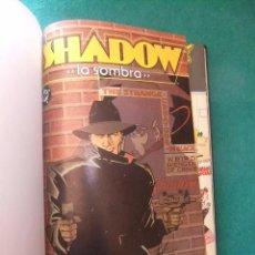 Cómics: THE SHADOW ( LA SOMBRA ) MINISERIE COMPLETA EDICIONES ZINCO 1987. Lote 85484556