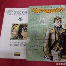 Cómics: COLECCIÓN CORTO MALTES. COFRE 2. COMPLETA 12 TOMITOS. DEL Nº 11 AL Nº 20. HUGO PRATT. NORMA.. Lote 85635432