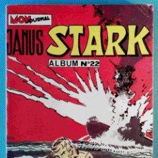 Cómics: JANUS STARK. ÁLBUM Nº 22. NÚMEROS 64, 65 Y 66. EN FRANCÉS. AÑO 1984.. Lote 85638732