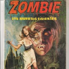 Cómics: ZOMBIE. LOS MUERTOS VIVIENTES. EDICIONES PETRONIO 1973. (C/A9). Lote 85832752
