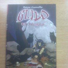Cómics: GUIDO EL NEGRO EL REY DEL BOSQUE (ALETA - DIBBUKS). Lote 85843128
