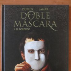 Cómics: DOBLE MASCARA 1 2 PLANETA. Lote 85858040