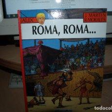 Cómics: ALIX - ROMA, ROMA... - NÚMERO 24 - TAPA DURA - ENVIO GRATIS. Lote 86049312