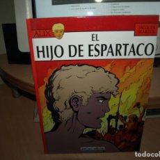 Cómics: ALIX - EL HIJO DE ESPARTACO... - NÚMERO 12 - TAPA DURA - ENVIO GRATIS. Lote 86049768