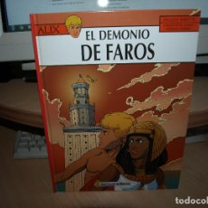 Cómics: ALIX - EL DEMONIO DE FAROS. - NÚMERO 27 - TAPA DURA - ENVIO GRATIS. Lote 86050216