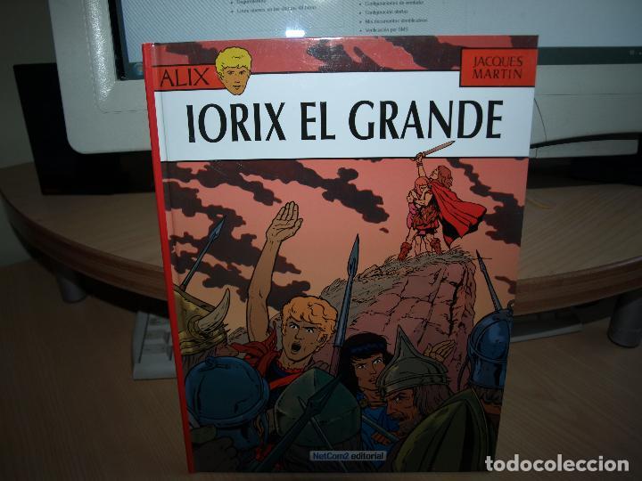 ALIX - IORIX EL GRANDE - NÚMERO 10 - TAPA DURA - ENVIO GRATIS (Tebeos y Comics Pendientes de Clasificar)