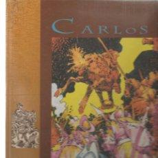 Cómics: CARLOS V / FELIPE II. SOCIEDAD ESTATAL DEL CENTENARIO. ANTONIO HERNÁNDEZ PALACIOS 1999. (P/B30). Lote 86105216