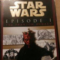 Cómics: ILLUSTRATED SCREENPLAY STAR WARS EPISODE I. Lote 86122516