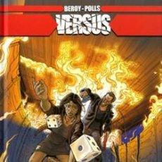 Cómics: VERSUS (1 TOMO) DIABOLO (JOSEP MARIA POLLS Y JOSE MARIA BEROY). Lote 86137916