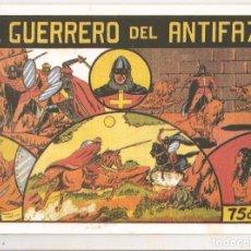 Fumetti: EL GUERRERO DEL ANTIFAZ. Nº 1. REEDICCIÓN FACSIMIL. (C/A52) . Lote 86408016