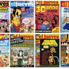 Cómics: LOTE EL JUEVES STAR WARS, EXTRA 30 AÑOS, ETC... Lote 57427821